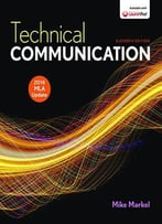 Technical Communication With 2016 Mla Update, 11 Edition