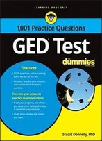 1,001 Ged Practice Questions For Dummies (For Dummies (Career/Education))