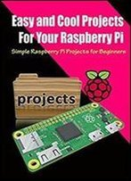 Easy And Cool Projects For Your Raspberry Pi: Simple Raspberry Pi Projects For Beginners, Photo Frame, Stream Pc Games And Camera With Motion Capture