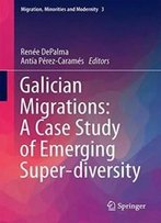 Galician Migrations: A Case Study Of Emerging Super-Diversity (Migration, Minorities And Modernity)