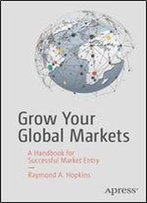 Grow Your Global Markets: A Handbook For Successful Market Entry