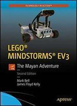Lego Mindstorms Ev3: The Mayan Adventure
