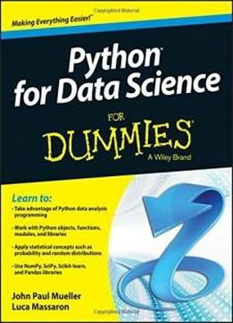 Python For Data Science For Dummies (for Dummies (computers))