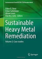 Sustainable Heavy Metal Remediation: Volume 2: Case Studies (Environmental Chemistry For A Sustainable World)