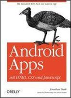 Android-Apps Mit Html, Css Und Javascript