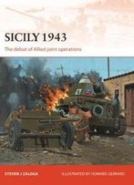 Sicily 1943: The Debut Of Allied Joint Operations (Campaign)