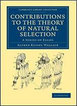 theory of evolution by natural selection essay The theory of evolution by natural selection is a theory about the mechanism by   in 1798, thomas malthus (1766–1834) published his essay on the principle.