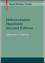 Differentiable Manifolds (Modern Birkhauser Classics)