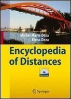Encyclopedia Of Distances 1st Edition