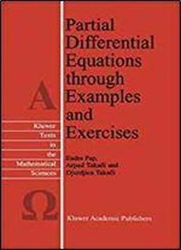 partial differential equations pdf book