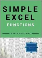 Simple Excel: Functions