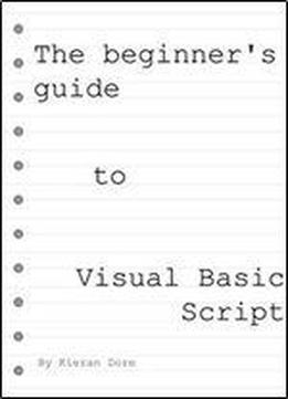 visual basic guide for beginners