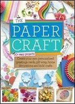 The Paper Craft Book 2016