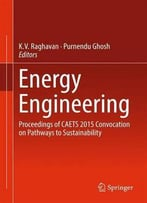 Energy Engineering: Proceedings Of Caets 2015 Convocation On Pathways To Sustainability