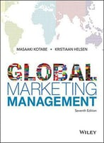 Global Marketing Management, 7th Edition
