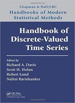 Handbook Of Discrete-Valued Time Series