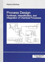 Process Design: Synthesis, Intensification, And Integration Of Chemical Processes