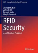 Rfid Security: A Lightweight Paradigm
