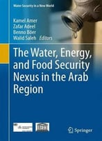 The Water, Energy, And Food Security Nexus In The Arab Region (Water Security In A New World)