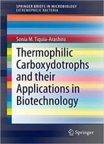 Thermophilic Carboxydotrophs And Their Applications In Biotechnology