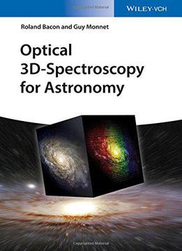 Optical 3d-spectroscopy For Astronomy