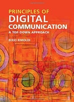 Principles Of Digital Communication: A Top-Down Approach