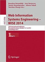 Web Information Systems Engineering -- Wise 2014, Part I