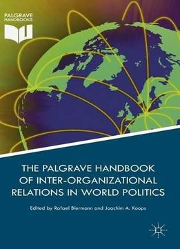 handbook of international relations