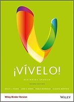 ¡Vívelo!, Binder Ready Version: Beginning Spanish, 2nd Edition