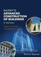 Barry's Advanced Construction Of Buildings, 3 Edition