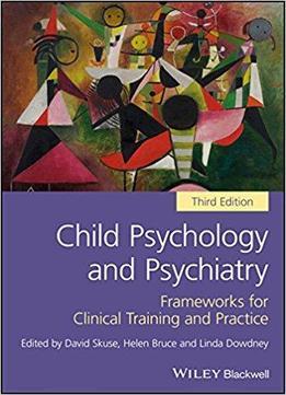 child psychopathology 3rd edition pdf