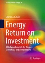 Energy Return On Investment