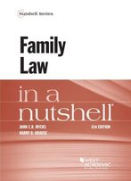 Family Law In A Nutshell