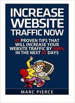 Increase Website Traffic Now