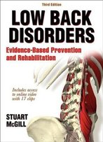 Low Back Disorders: Evidence-Based Prevention And Rehabilitation, 3rd Edition