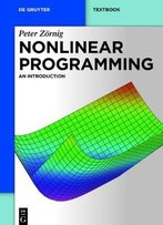 Nonlinear Programming: An Introduction