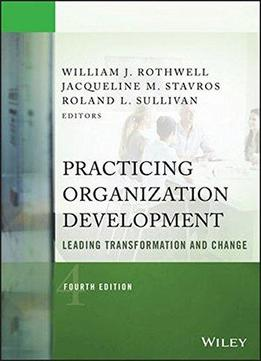 leading transformation and change Applying the theory transformational leadership theory is about leadership that creates positive change in the followers, whereby they take care of each other's interests and act in the interests of the group as a whole.