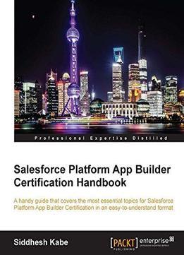 force.com certification handbook