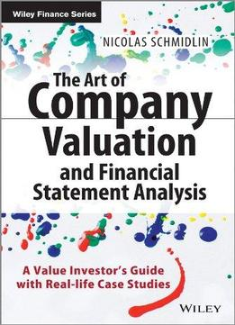 Valuation analysis pdf and download using financial statements business