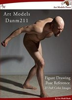 Art Models Danm211: Figure Drawing Pose Reference (Art Models Poses)