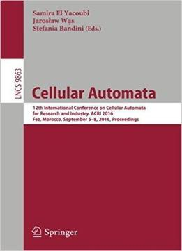 Cellular automata research papers