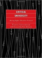 Critical University: Moving Higher Education Forward