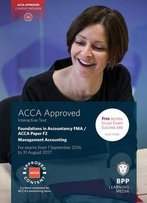 Fia Foundations In Management Accounting Fma (Acca F2): Interactive Text