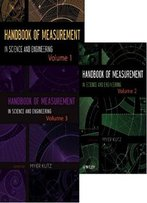 Handbook Of Measurement In Science And Engineering 3 Volume Set. Ed. By Myer Kutz