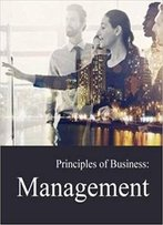 Management (Principles Of Business)