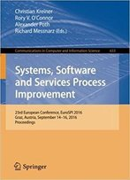 Systems, Software And Services Process Improvement: 23rd European Conference