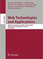 Web Technologies And Applications: Apweb 2016 Workshops