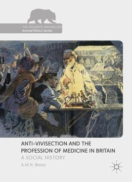 Anti Vivisection History