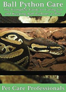 The ball python manual pdf