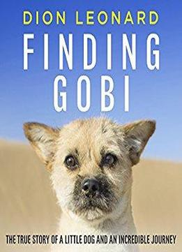 Finding Gobi: The True Story Of A Little Dog And An Incredible Journey [audiobook]